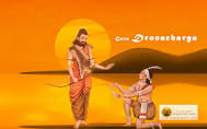 dronacharya and eklavya