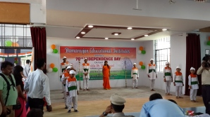 Glimpse of song and dance